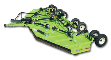 Schulte Mowers & Products Sales and Service at GKB Equipment Weldon Spring, Missouri USA